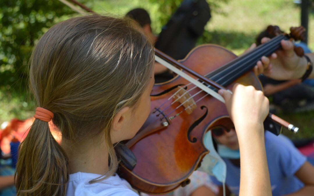 A Luglio ritorna Suonamondo, il campo estivo musicale del Centro Goitre