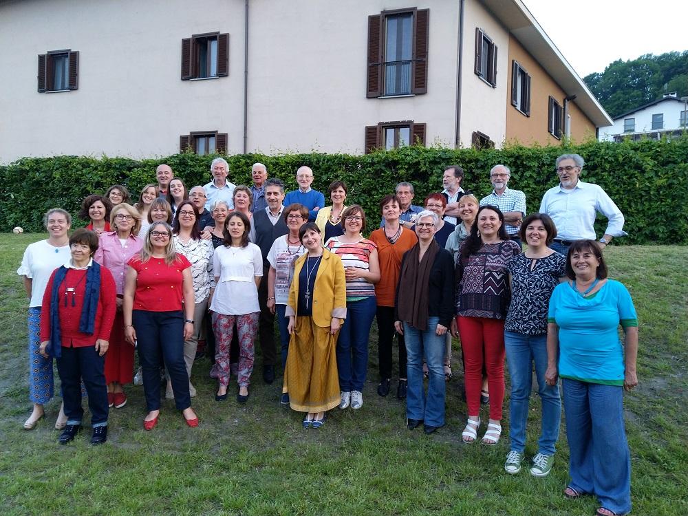 Il Coro Le Voci dei Mareschi con Tullio Visioli