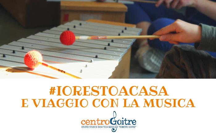 #iorestoacasa e viaggio con la Musica: le nostre proposte musicali per famiglie