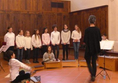 Laboratorio corale - coro voci biancheper i 30 anni di Centro Goitre 20.10 (1)