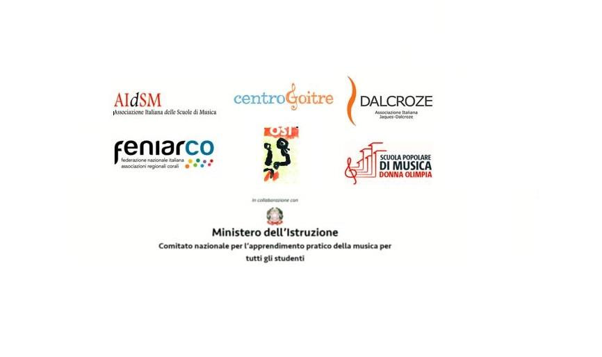 """Al via il progetto nazionale """"Musica Attiva"""""""