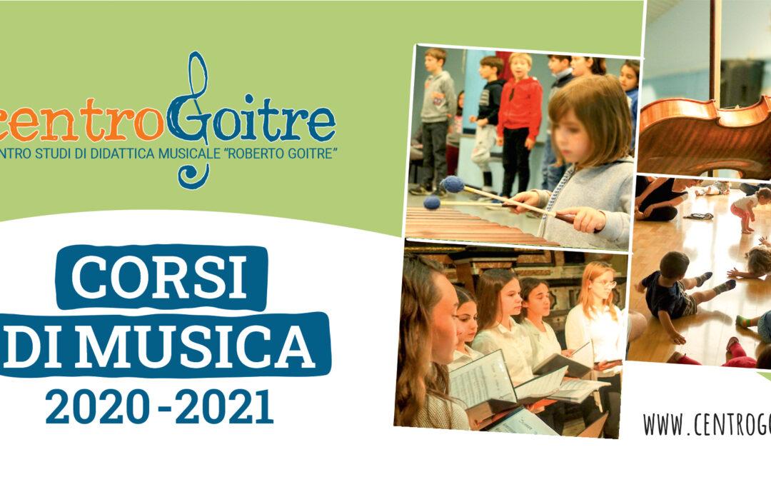 Ripartono i corsi di musica per bambini e ragazzi ad Avigliana