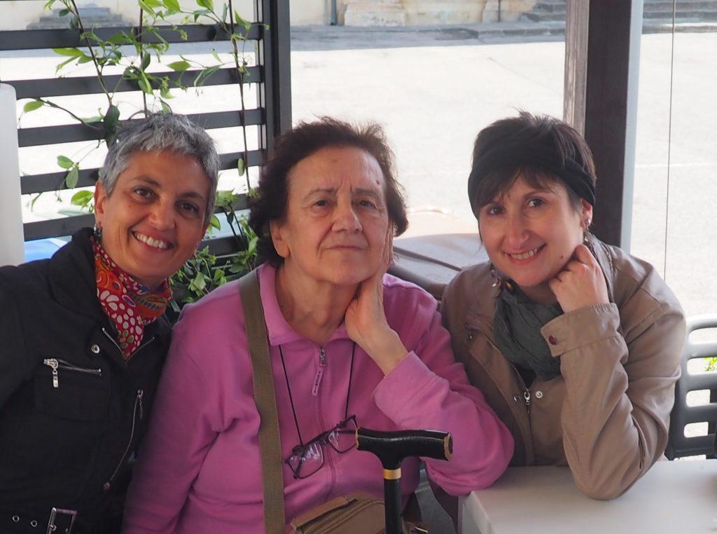 Elena Staiano Ester Seritti Lorella Perugia