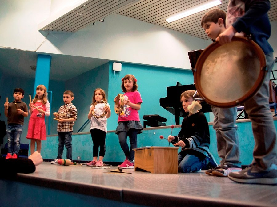 Fiaba musicale L'Uccel Belverde
