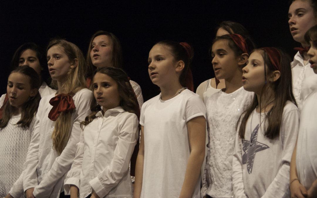Domenica 15 aprile concerto del Coro di Voci Bianche ad Avigliana