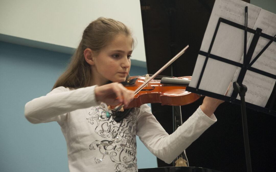 Da lunedì 15 Marzo al via contributo di 200€ per l'iscrizione ai corsi di musica